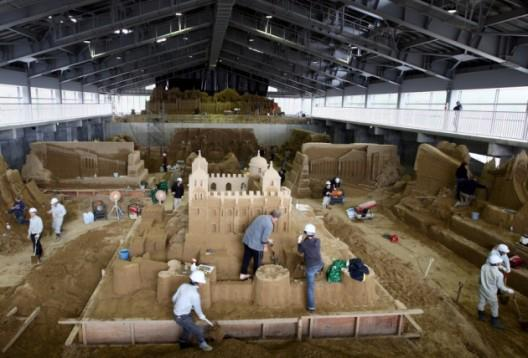 World's First Sand Museum