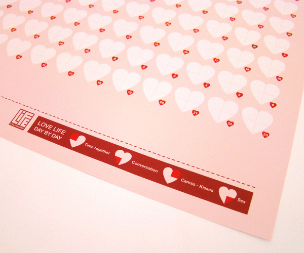 Calendar Typography Life : Valentines day designs for your inspiration world of arts
