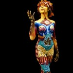 amazing body painting