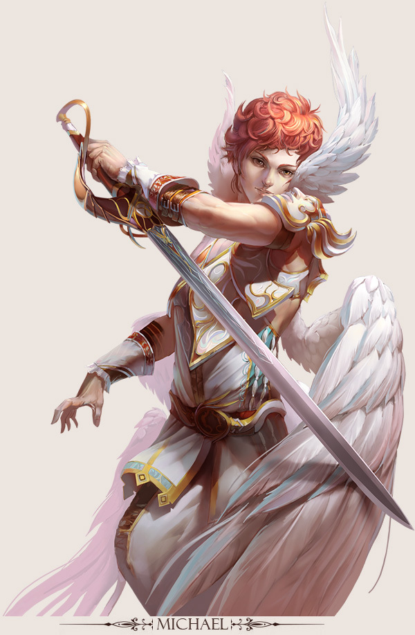 Digital Character Design And Painting Pdf : Stunning game character designs and fantasy digital art