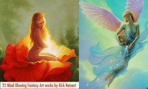 Fantasy Art works