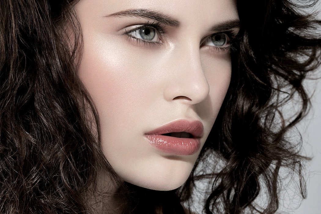 Skin Retouching Works By Cyril Lagel