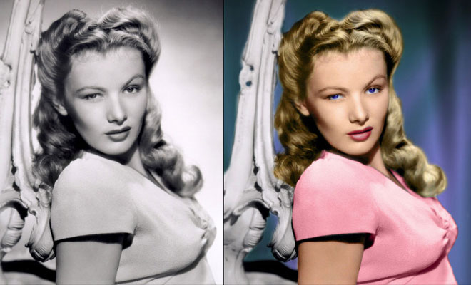 Coloring old, black and white photo in Photoshop – 25 Best ...