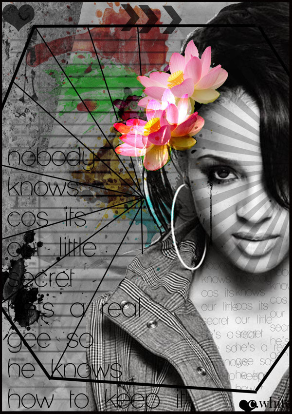 40 Creative Photo Collage Effects And Photoshop Collage