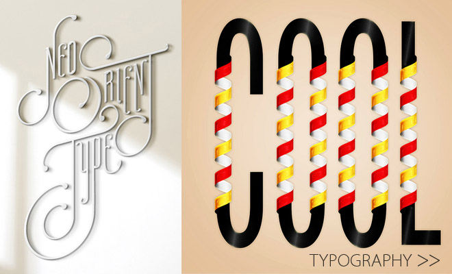 26 Creative Typography Graphic Designs and Illustrations for your inspiration