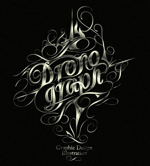 25 awesome and creative typography graphic designs for your