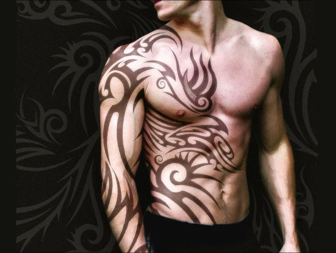 30 Beautiful And Creative Tribal Tattoos For Men And Women World