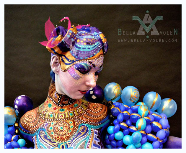 25 Amazing Body Paintings And Art Works From World Body Painting Festival World Of Arts