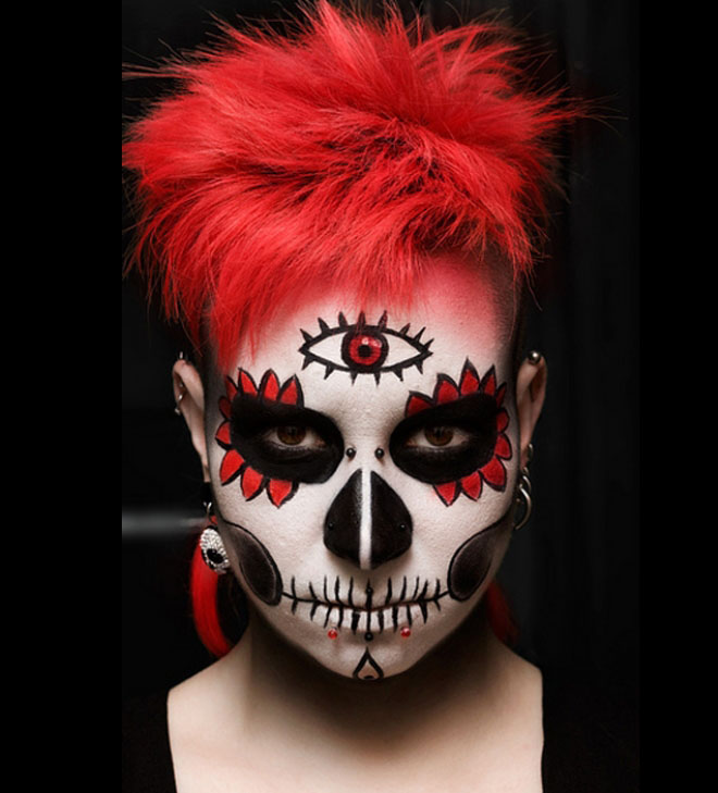 40 Beautiful Face Painting Ideas For Your Inspiration World Of Arts