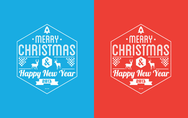 Christmas Graphic Design.30 Creative Christmas Typography Designs For Your Greeting