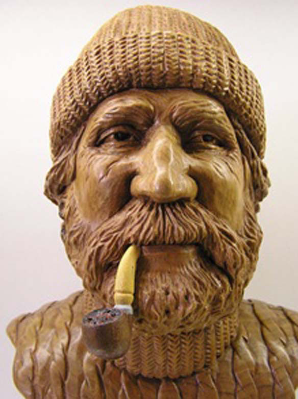 Beautiful and creative wood carving art sculptures