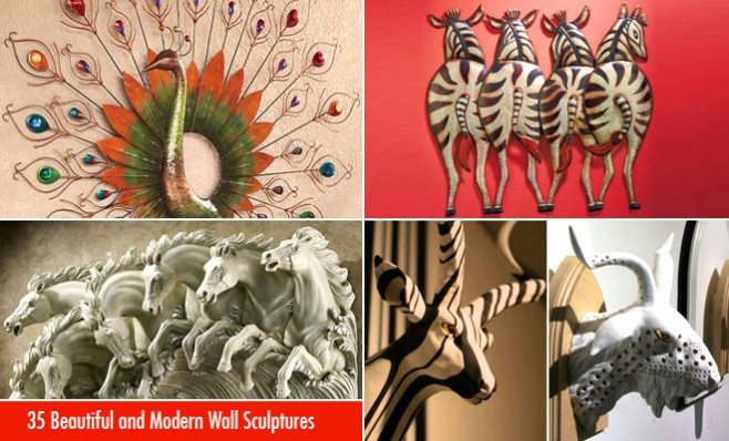 35 beautiful wall sculptures metal modern and outdoor art sculptures