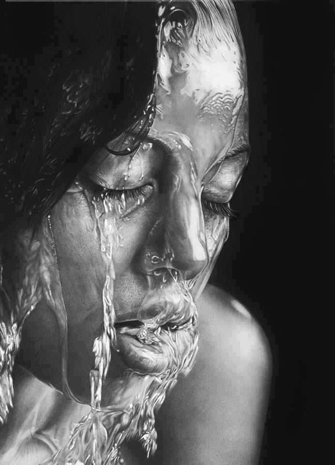 30 Realistic Pencil Drawings and Drawing Tips for ...  30 Realistic Pe...