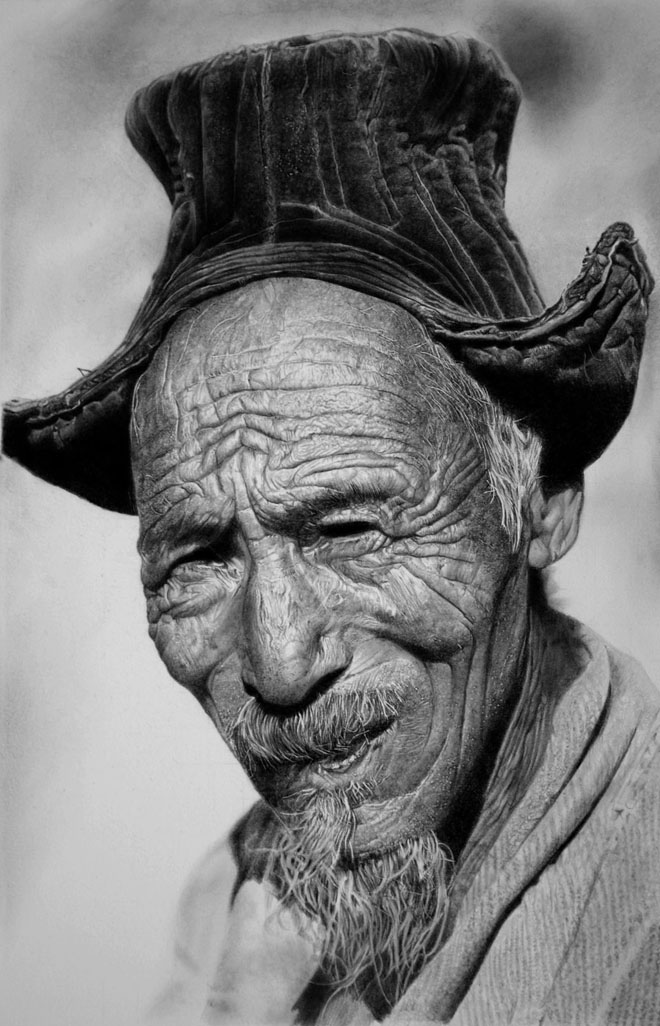 30 Realistic Pencil Drawings and Drawing Tips for ...