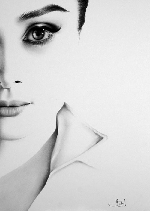 30 Hyper Realistic Pencil Drawings By Romanian Artist