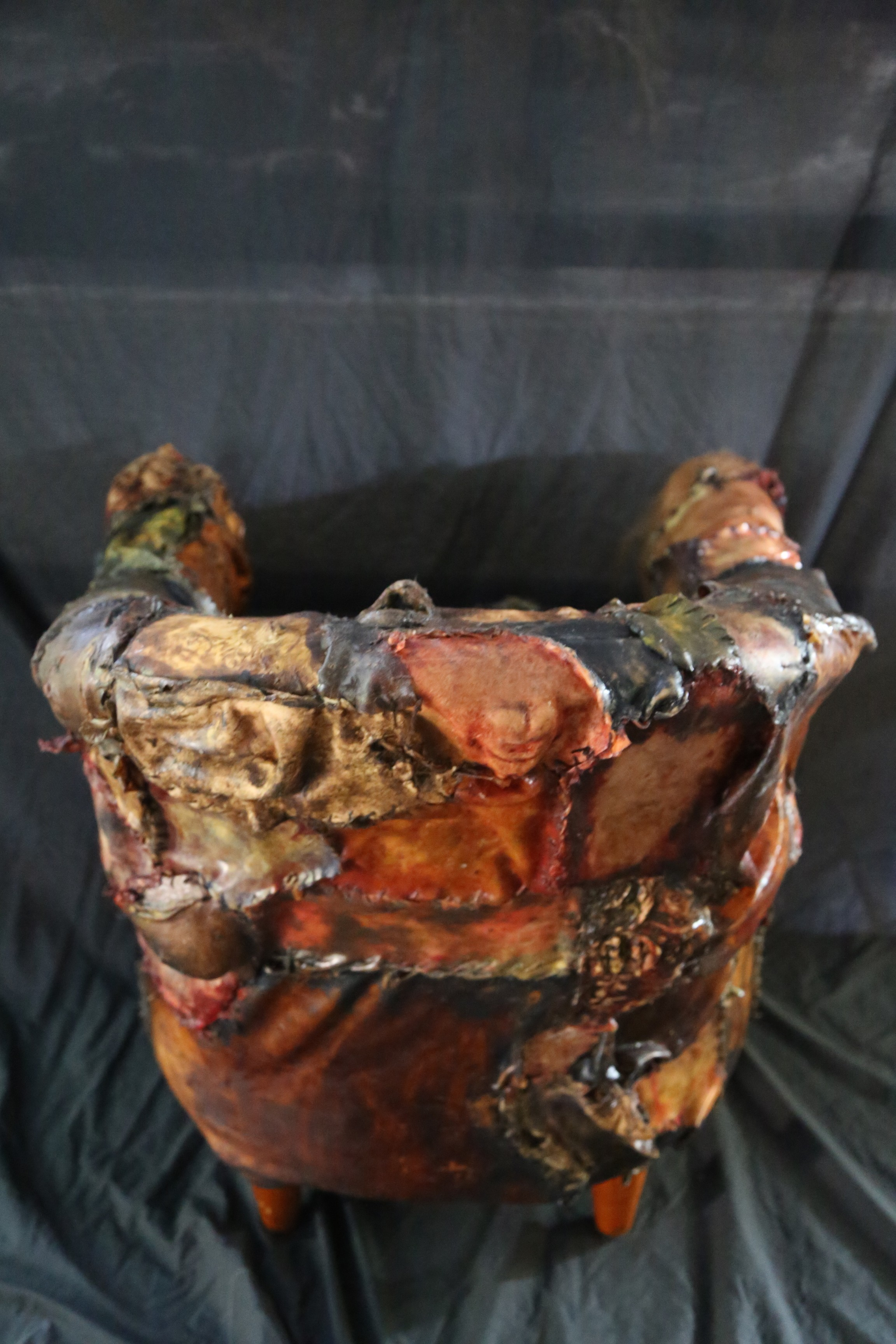 Amazing Ed Gein Lounge Human Skin Chair World Of Arts Pdpeps Interior Chair Design Pdpepsorg