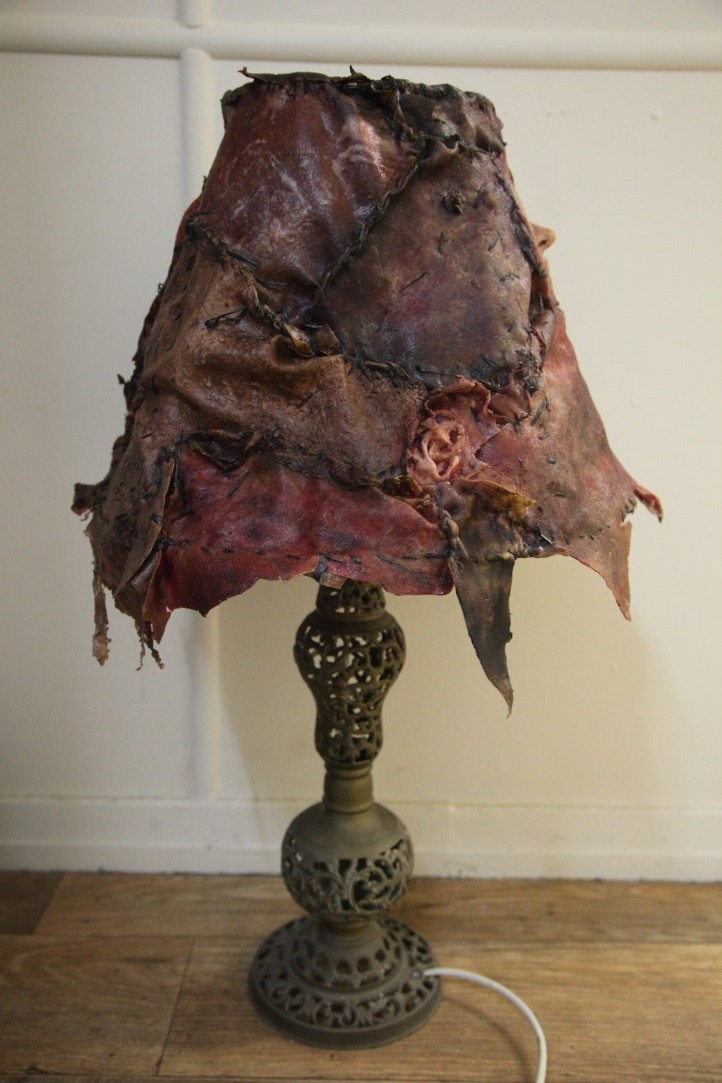 Custom Ed Gein Skin Lamp World Of Arts