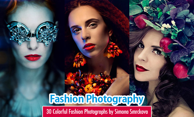30 Colorful And Creative Fashion Photography Examples By Simona Smrckova World Of Arts