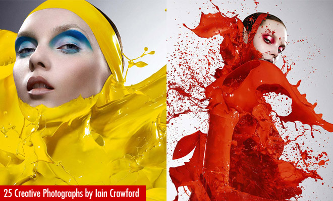 25 Creative and Attractive Photography examples by Iain Crawford