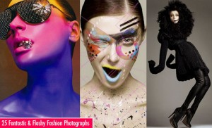 Flashy Fashion Photography