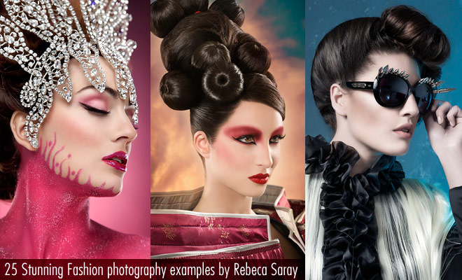 25 Stunning Fashion Photography examples by Spain Photographer Rebeca Saray