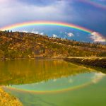 Rainbow photography
