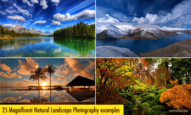 25 Magnificent Landscape Photography examples and Composition Tips