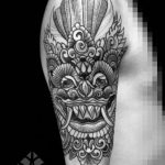 Amazonian tribal style Tattoo