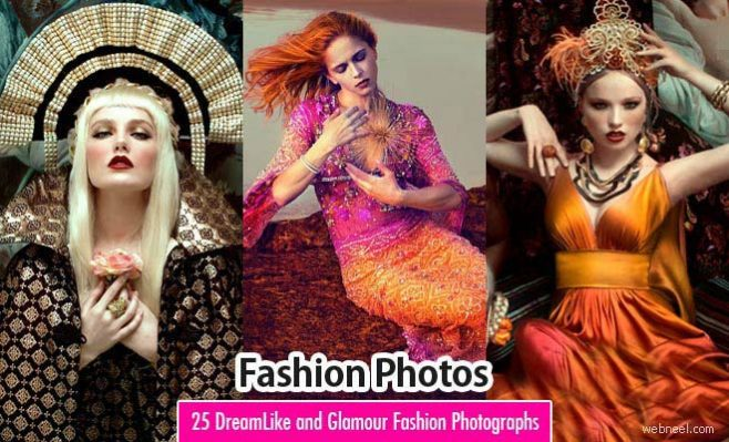 Glamour Fashion Photography