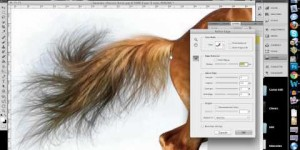 How to Quickly Select Images - Cut Out Detailed Images in Photoshop CS5