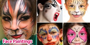 40 Beautiful Face painting Ideas for your inspiration