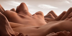 Creative Body Landscapes - Advertising Photography by Carl warner