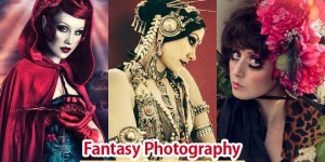 25 Creative and Beautiful Fantasy Fashion Photography examples