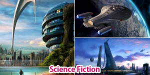 30 Futuristic Sci-Fi Backgrounds and Designs for your inspiration