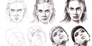 Study of Anatomical Structure Drawings -Best Tutuorial - by Veri Apriyatno