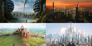 25 Mind-Blowing Matte Painting Examples for your inspiration